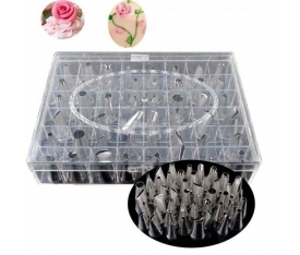 Metal Duy Set 48'Li Paket