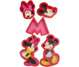 Miki Mouse Kopat 5'Li Set